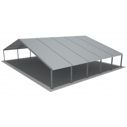 Couv. simple 30x65 m