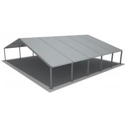 Couv. simple 25x25 m