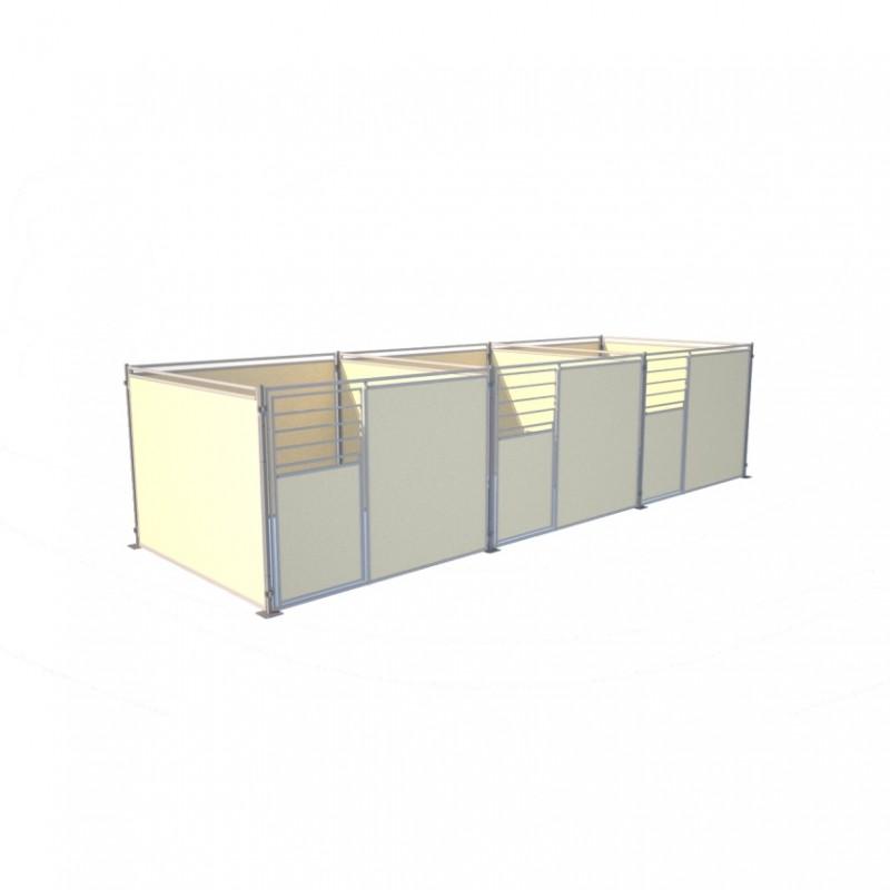 En Ligne Demobache bloc 3 boxes