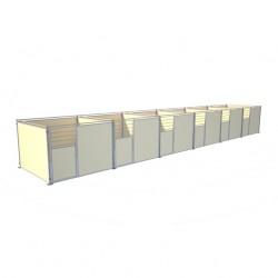 En Ligne Demobache bloc 6 boxes