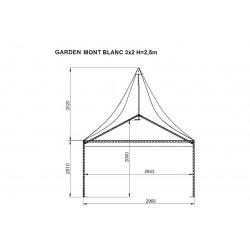 Garden 3x3 - Bardage