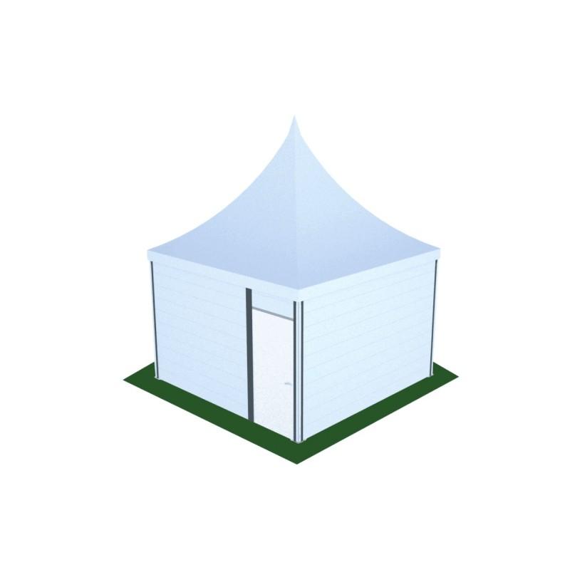 Garden 4x4 - Bardage