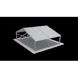 Couv. simple 15x10 m