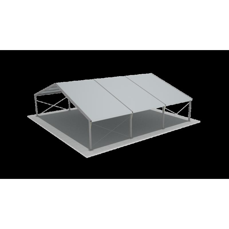 Couv. simple 15x15 m